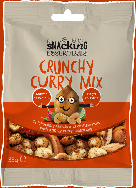 Crunchy Curry Mix