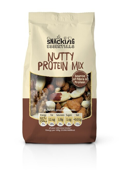 Nutty Protein Mix