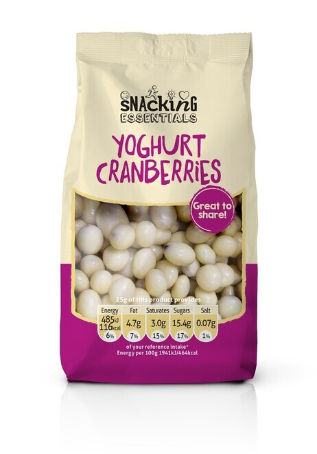 Yoghurt Cranberries