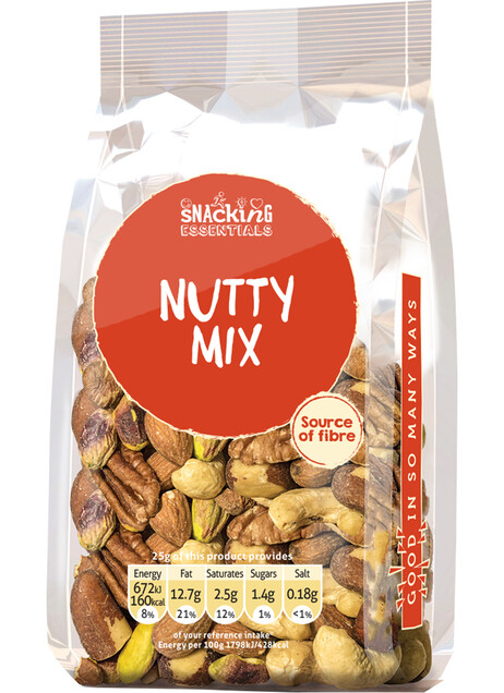 Nutty Mix