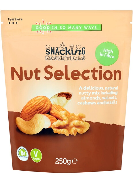 Nut Selection